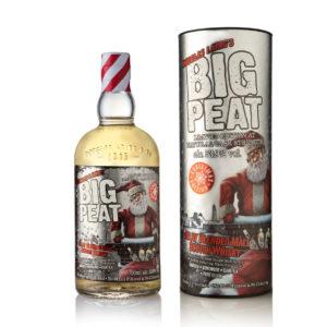 BIg Peat Christmas 2018 on white
