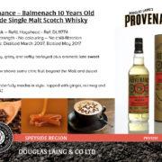 Provenance - Balmenach 10YO - PRV1291 (2)