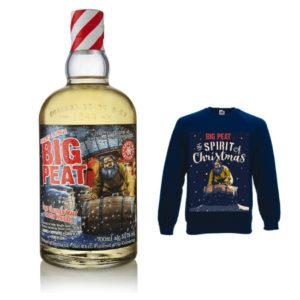 big peat christmas sweater